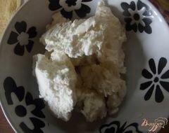 Блины с творогом, грецкими орехами и медом - рецепт пошаговый с фото