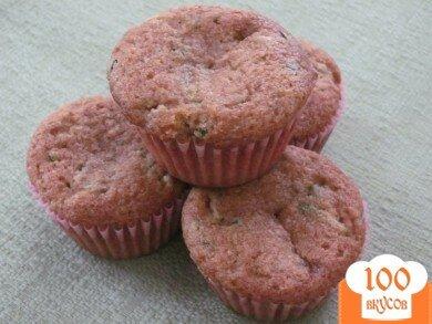 Фото рецепта: «Кабачковые кексы»