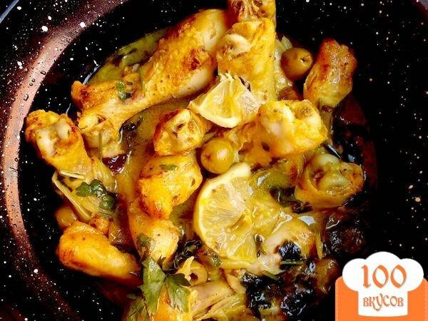 Фото рецепта: «Курица по-мароккански»
