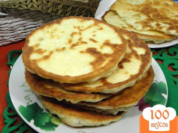 Фото рецепта: «Бхатури»
