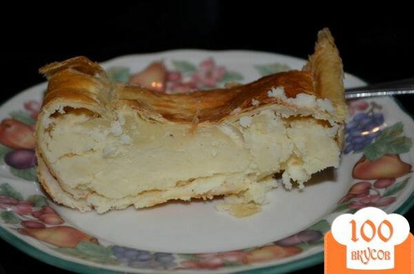"""Фото рецепта: «Картофельное пюре """"en Croute""""»"""