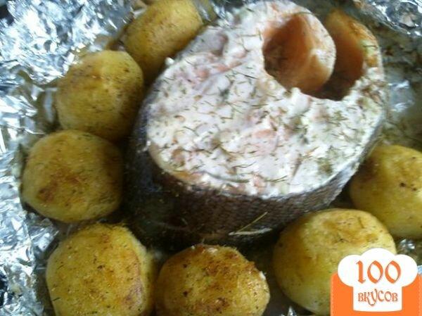 Фото рецепта: «Картофель Шато»