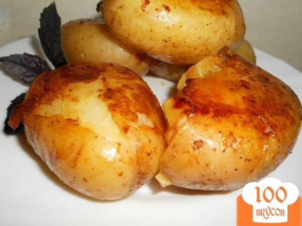 Фото рецепта: «Тающий картофель»