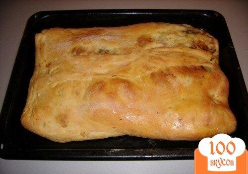 Фото рецепта: «Рыбный пирог»
