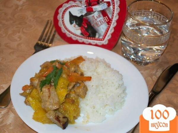 Фото рецепта: «Мясо по китайскому рецепту»