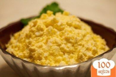 Фото рецепта: «Яичный салат»