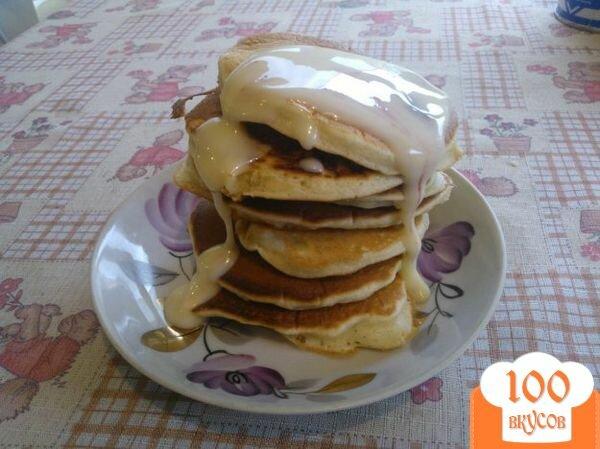 Фото рецепта: «Американские панкейки.»
