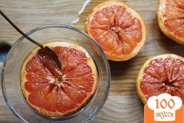Фото рецепта: «Десерт из грейпфрута»
