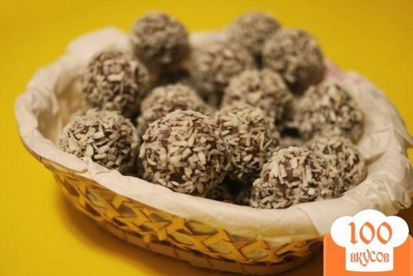 Фото рецепта: «Кокосовые пирожные»