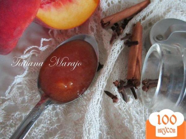 Фото рецепта: «Персиковый конфитюр с пивом»