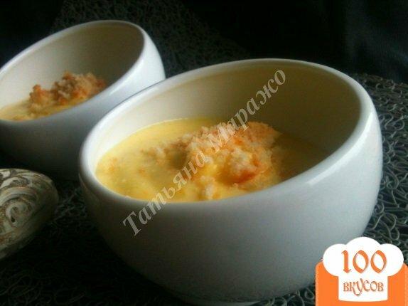 Фото рецепта: «Апельсиновый мусс»