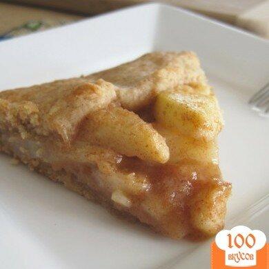 Фото рецепта: «Грушевый пирог»