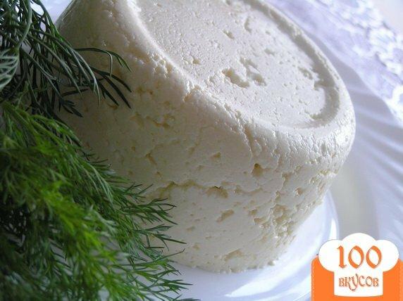 Фото рецепта: «Домашний адыгейский сыр»