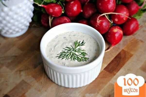 Фото рецепта: «Сливочный соус рецепт»