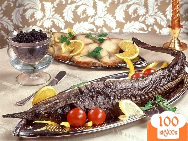 Фото рецепта: «Рыба по-царски»