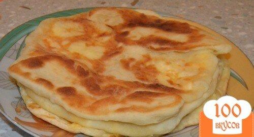 Фото рецепта: «Жареные хачапури»