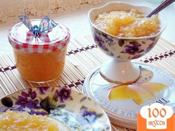 Фото рецепта: «Апельсиновый джем за 25 минут»