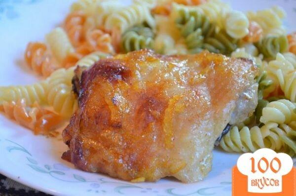 Фото рецепта: «Мармеладная курочка»