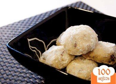 Фото рецепта: «Мексиканское свадебное печенье»