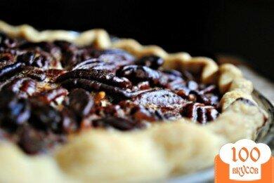 Фото рецепта: «Пирог с пеканом»