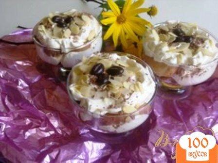 Фото рецепта: «Десерт «А-ля Тирамису».»