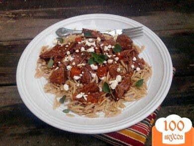 Фото рецепта: «Жаркое по-гречески»