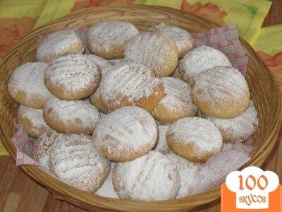 Фото рецепта: «Печенье на майонезе»