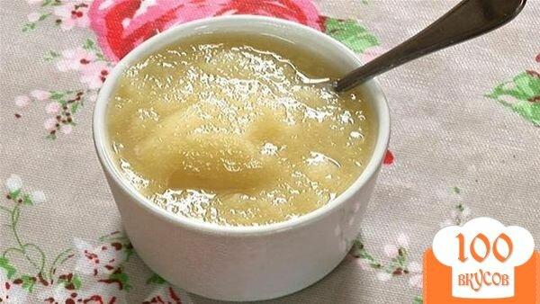 Фото рецепта: «Пюре из груши для грудничка»