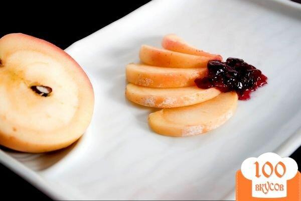 Фото рецепта: «Бланшированные яблоки»
