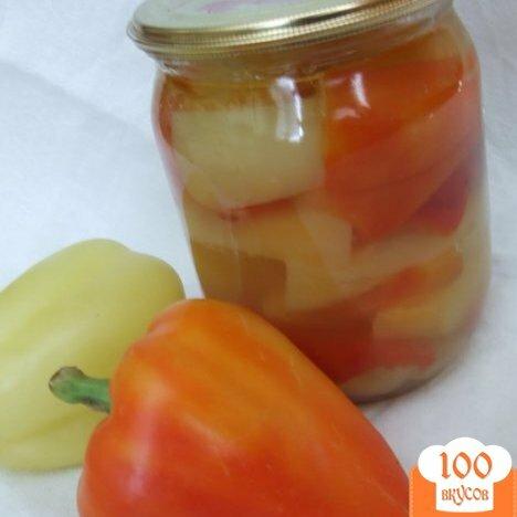 Фото рецепта: «Маринованные перцы»