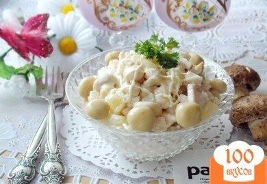 Фото рецепта: «Салат Премьера»