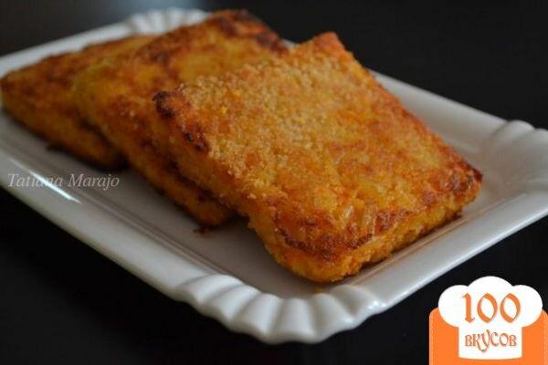 Фото рецепта: «Тыквенно-рисовые котлетки»