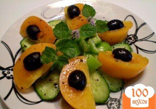 Фото рецепта: «Овощной салат»