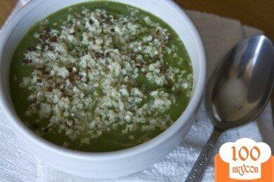 Фото рецепта: «Суп-пюре из брокколи»