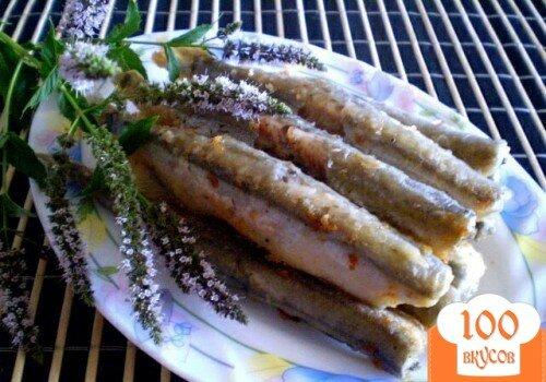 Фото рецепта: «Рыба жаренная ароматная»
