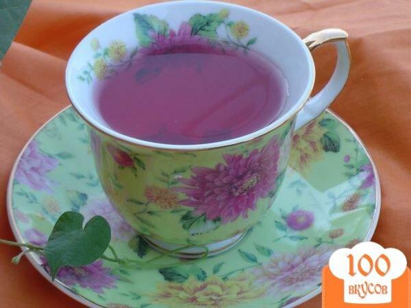 Фото рецепта: «Чай «Фруктово-ягодная песня»»
