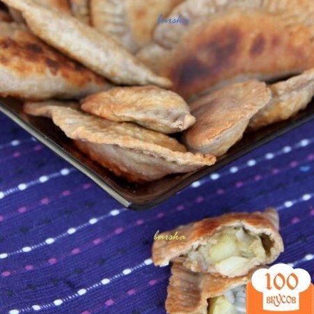 """Фото рецепта: «Афганские постные пирожки """"Boulanee afgani""""»"""