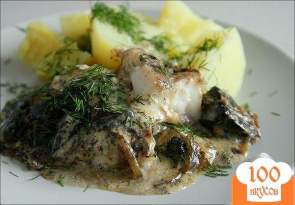 Фото рецепта: «Рыба по-украински»