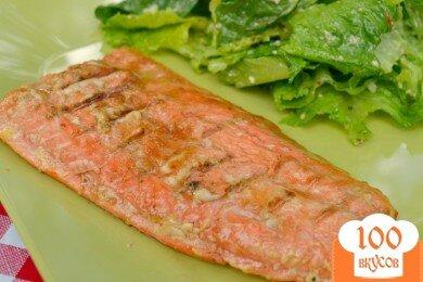 Фото рецепта: «Пряный соус для лосося»