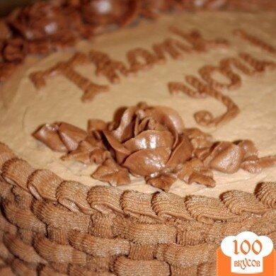 Фото рецепта: «Шоколадный торт»