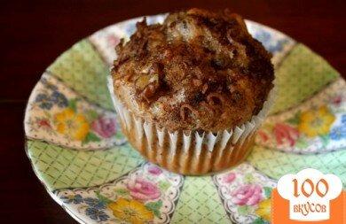 Фото рецепта: «Кексы из сладкого картофеля»
