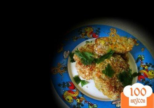 Фото рецепта: «Гречаники по украински»