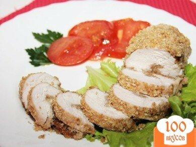 Фото рецепта: «Запеченные куриные грудки»