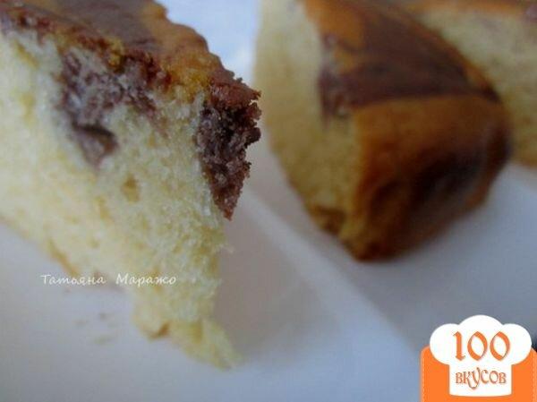 Фото рецепта: «Бисквит для полдника»