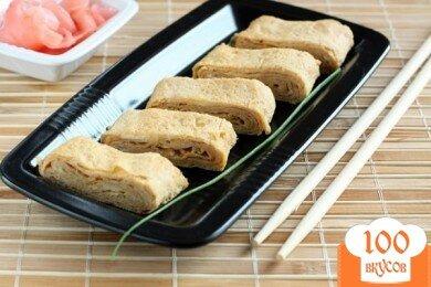 Фото рецепта: «Японский омлет»