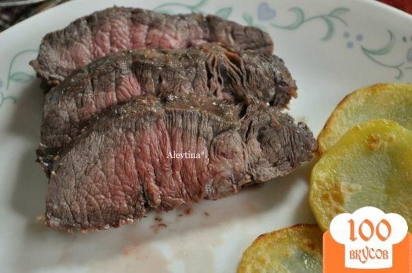 Фото рецепта: «Маринованная говядина»