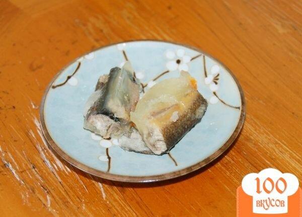 Фото рецепта: «Угорь отварной в маринаде»