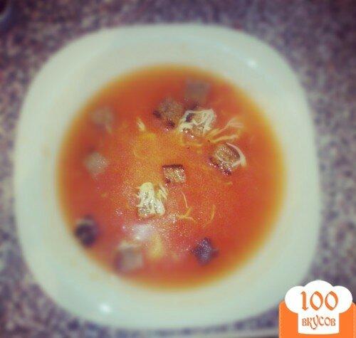 Фото рецепта: «Томатный суп-пюре»