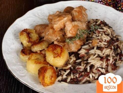 Фото рецепта: «Свинина по-кубински»