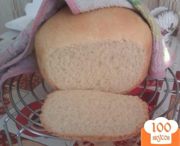 Фото рецепта: «Пшеничный хлеб с кунжутом в хлебопечке»